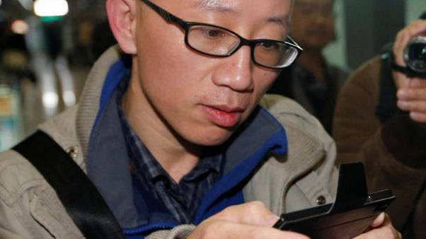 For some Chinese dissidents, party congress means a paid 'vacation'