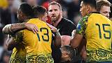 Rugby - Loss to Wallabies puts added significance on NZ's European tour