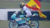 Moto3: Australia, a Mir gara e titolo