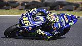 """MotoGp: Rossi e il gioco duro, """"pronto"""""""