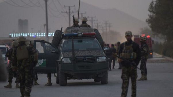 Afghanistan: une démonstration de force des talibans contre Trump