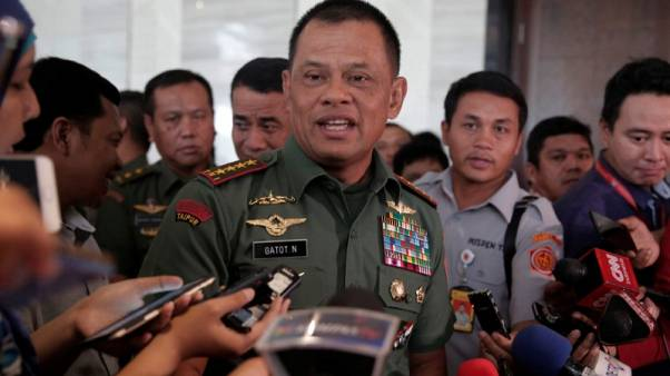 Indonesia to demand answers after military chief denied U.S. entry