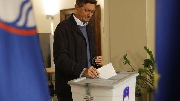 Polls open as Slovenian president runs for his second mandate