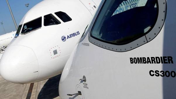Airbus turmoil overshadows bid to rescue CSeries