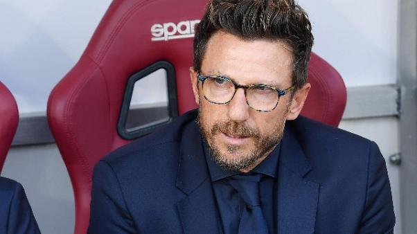 "Roma: Di Francesco ""vittoria pesante"""