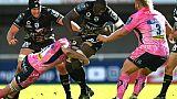 """Coupe d'Europe de rugby:  le Montpelliérain Camara, blessé, sans doute indisponible """"quelques semaines"""""""