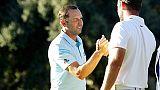 Golf: Sergio Garcia trionfa in Spagna