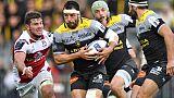 Coupe d'Europe de rugby: Clermont attend les Saracens, 10/10 pour La Rochelle
