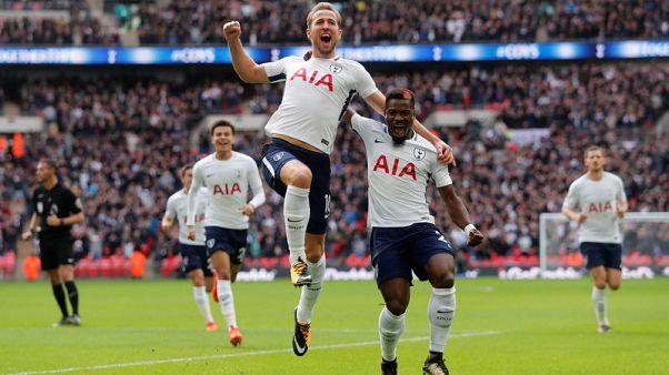 Kane scores twice as Tottenham crush Liverpool