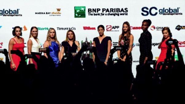Tennis: Caroline Garcia à l'assaut du Grand huit