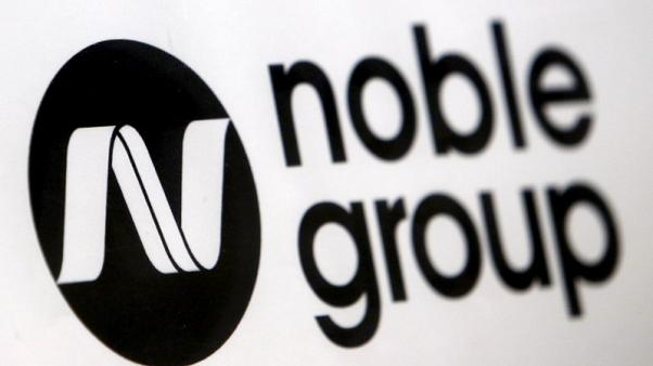 Noble Group to sell global oil liquids business to Vitol