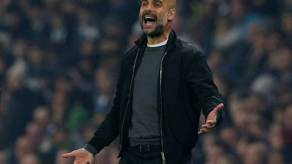 'Ridiculous' to suggest City can end season unbeaten - Pep