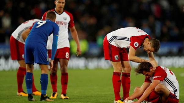 West Brom sweat over injuries after Southampton defeat