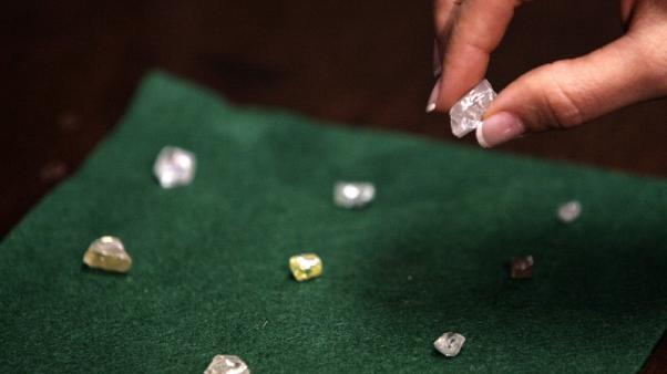 Petra Diamonds first-quarter revenue falls 17 percent on consignment seizure