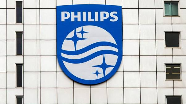 Philips growth spurred by toothbrush demand in China
