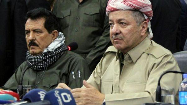 Massoud Barzani, du pari du référendum à l'isolement