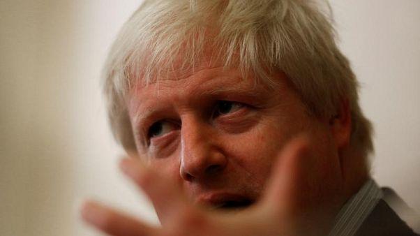 Boris Johnson calls for creativity in Brexit talks