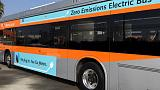 Twelve big cities to buy zero emissions buses, extend green areas