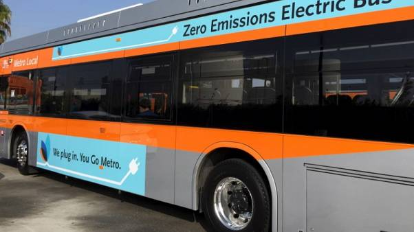 Twelve big cities to buy zero emissions buses, extend green areas