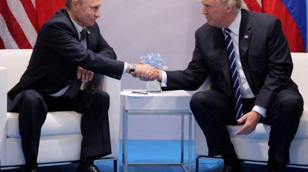 Putin-Trump meeting not yet planned for Asia summit - Kremlin