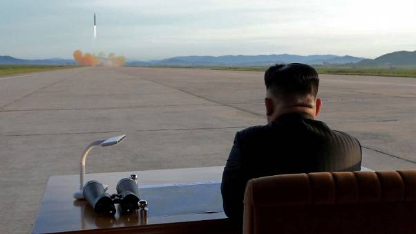 North Korea threat is critical, imminent, Japan tells U.S., South Korea