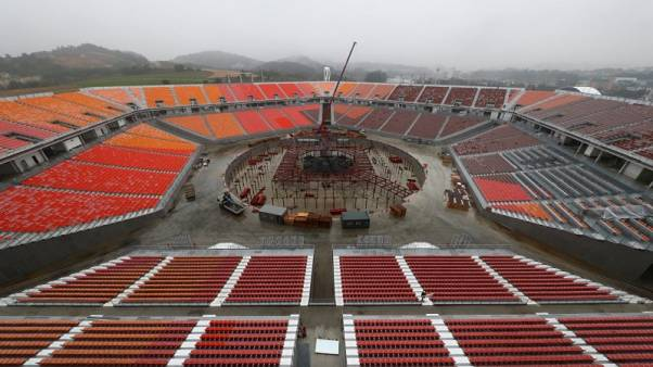 All venues completed for Pyeongchang 2018 - Games chief