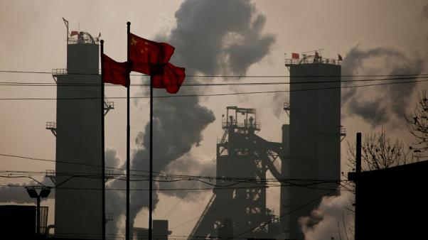 Global steel output lowest since February as China smog war intensifies