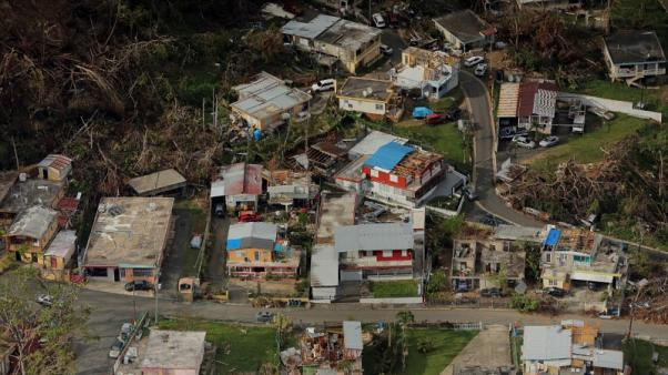 Lloyd's of London estimates net claims for Hurricane Maria of $900 million