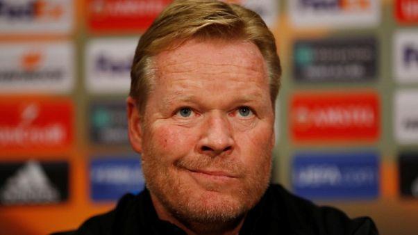 Everton's 'upgrade' ends up in Koeman exit
