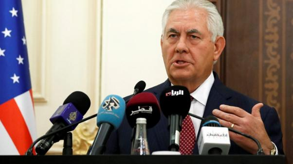 As Tillerson heads to Pakistan, Islamabad wary of deepening U.S.-India ties