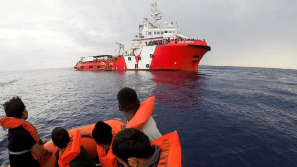 Save the Children suspends migrant rescues in Mediterranean