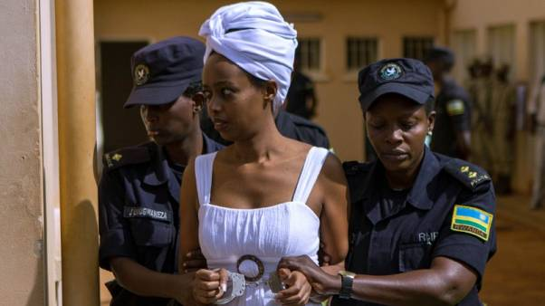 Rwandan leader's would-be rival Rwigara and her mother denied bail
