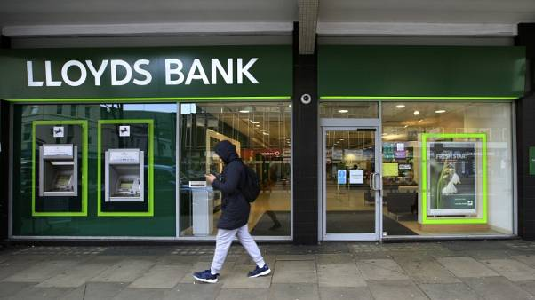 Britain's Lloyds launches 500 million pounds fund for small companies