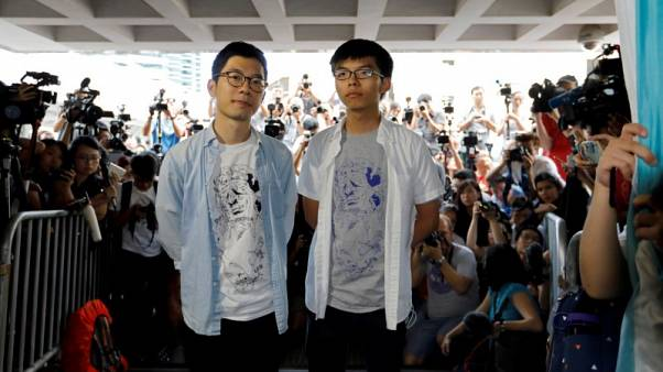 Hong Kong democracy activists granted bail by highest court
