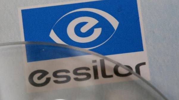 Essilor confirms 2017 outlook, expects further progress on Luxottica deal