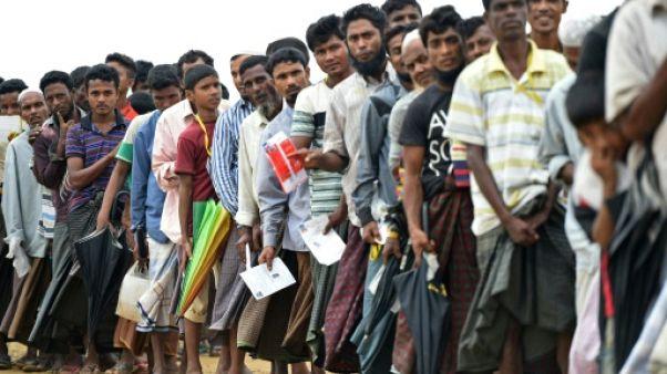 Rohingyas: Washington annonce des mesures punitives contre l'armée birmane