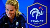 Dames: Amandine Henry sera bien la capitaine des Bleues