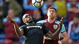 West Ham's Antonio keen for revenge against Spurs at Wembley