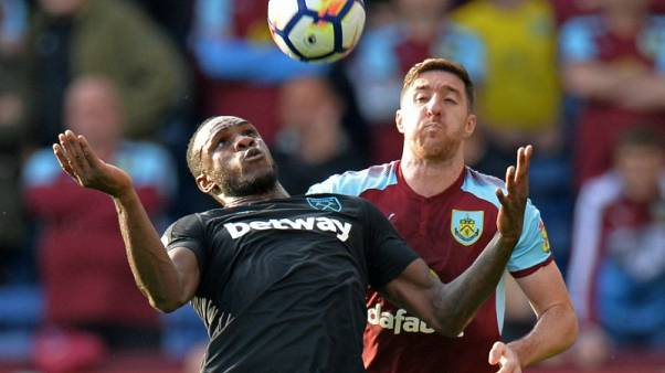 West Ham's Antonio keen for revenge against Spurs at Wembley