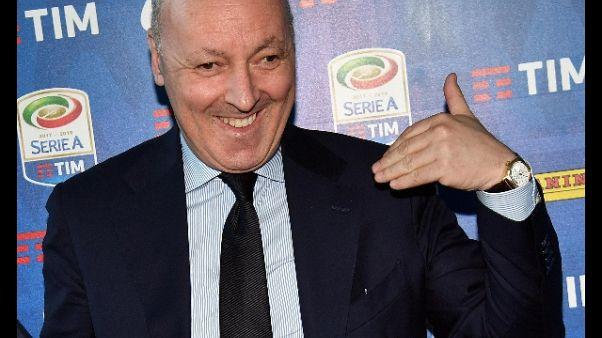 "Juve, Marotta ""nessuna rissa a Cardiff"""