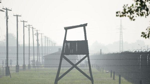 Lazio, 'noi a Auschwitz? Volentieri'