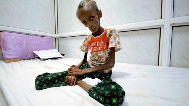 Recovering from severe malnutrition in Yemen
