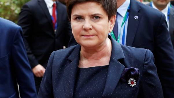 Poland's PM Szydlo expects changes in government within weeks