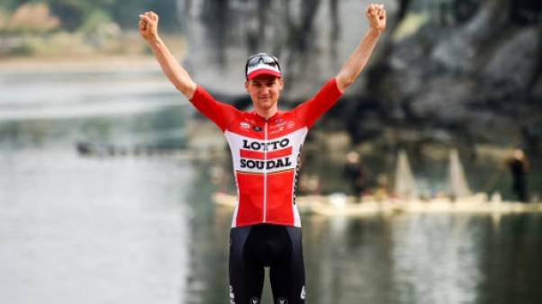 Tour du Guangxi: victoire finale de Tim Wellens (Lotto-Soudal)