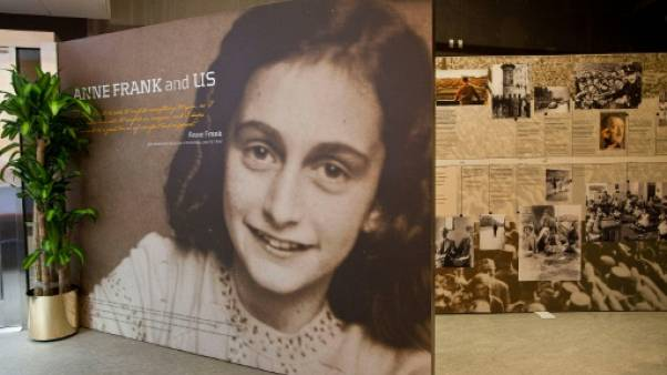 Tempête dans le foot italien après le détournement d'une photo d'Anne Frank