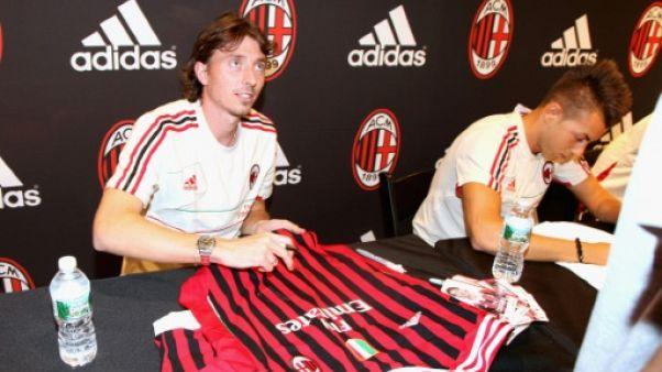 L'AC Milan ne sera plus sponsorisé par Adidas