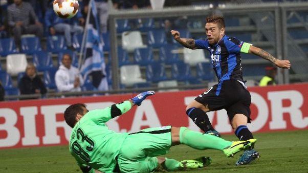 Atalanta: Gomez in dubbio per il Verona