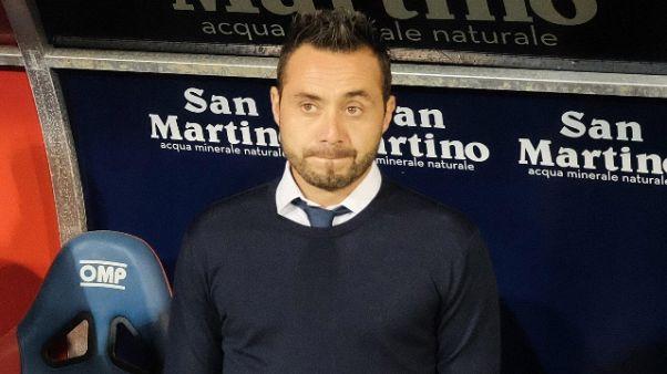 Tifosi Benevento, 'De Zerbi zingaro'