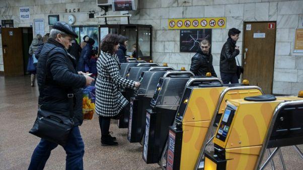 New cyber attacks hit airport, metro in Ukraine