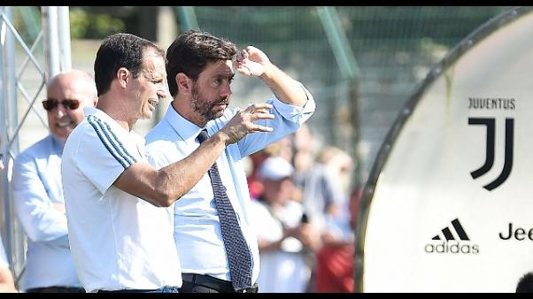 Agnelli, frecciatina a Conte